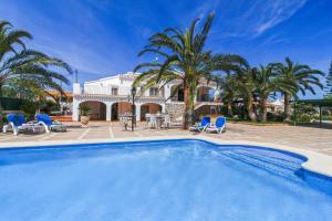 Villa Rosa, Case vacanze  Jávea - big - 41