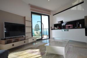 Konak Seaside Resort, Apartmanok  Alanya - big - 11
