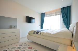 Konak Seaside Resort, Apartmanok  Alanya - big - 9