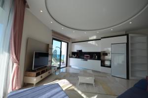 Konak Seaside Resort, Apartmanok  Alanya - big - 4