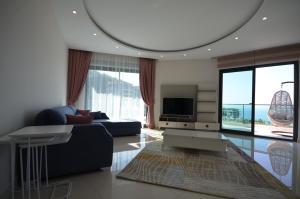 Konak Seaside Resort, Apartmanok  Alanya - big - 3