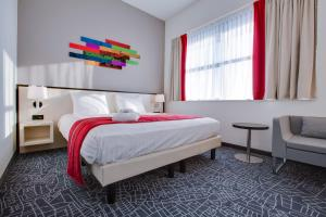 Park Inn by Radisson Amsterdam Airport Schiphol, Hotely  Schiphol - big - 19
