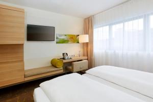 H+ Hotel Salzburg, Отели  Зальцбург - big - 6
