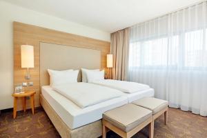 H+ Hotel Salzburg, Отели  Зальцбург - big - 4