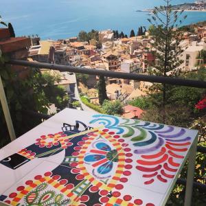 Hotel Villa Greta, Hotels  Taormina - big - 57