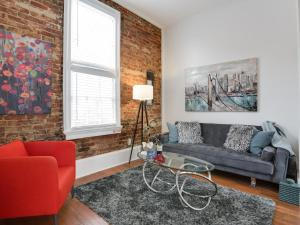Downtown Memphis Shellcrest Apartments, Apartmány  Memphis - big - 86