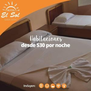 Hotel El Sol, Hotels  Guadalupe - big - 19