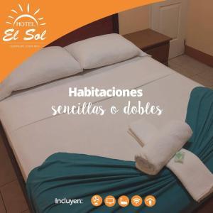 Hotel El Sol, Hotels  Guadalupe - big - 20