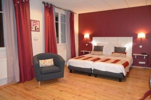 Hôtel Lac Et Forêt, Hotels  Saint-André-les-Alpes - big - 49