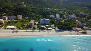 Hotel Blue Days, Szállodák  Borsh - big - 1