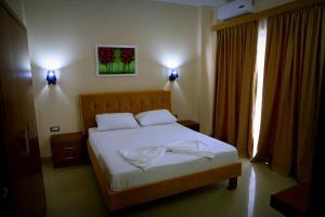 Hotel Blue Days, Szállodák  Borsh - big - 18