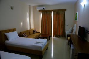 Hotel Blue Days, Szállodák  Borsh - big - 14