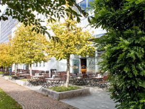 DORMERO Hotel Stuttgart, Отели  Штутгарт - big - 21