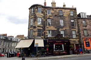 Quirky New Town Flat, Apartmány  Edinburgh - big - 7