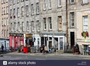 Quirky New Town Flat, Apartmány  Edinburgh - big - 5