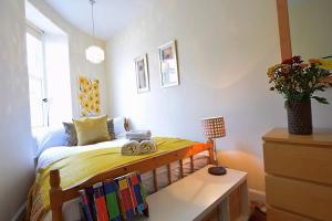 Quirky New Town Flat, Apartmány  Edinburgh - big - 11