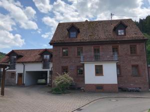 Ferienhaus Werkhof, Apartments  Schönau - big - 1