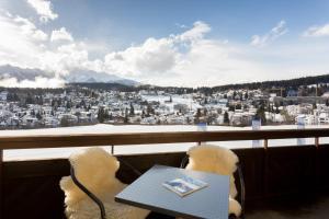 Alpenhotel Flims, Hotel  Flims - big - 5
