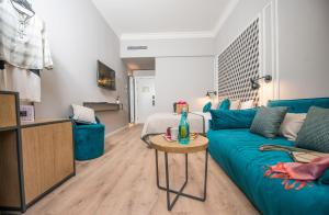 Junior Suite with Terrace (2 Adults + 1 Child)