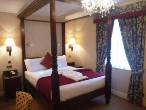 Etrop Grange Hotel, Manchester Airport, Hotely  Hale - big - 11