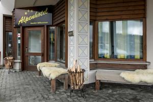 Alpenhotel Flims, Hotel  Flims - big - 22