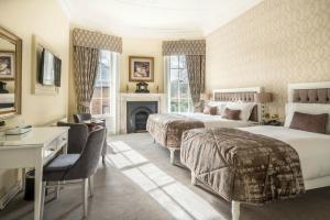 Stauntons on the Green Hotel, Отели  Дублин - big - 25
