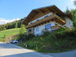 Chata Ferienhaus Christl Mühlbach am Hochkönig Rakousko