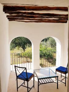 Can Mateu, Ferienhäuser  Sant Mateu d'Albarca - big - 20