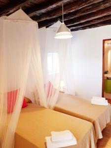 Can Mateu, Ferienhäuser  Sant Mateu d'Albarca - big - 6