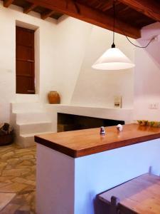Can Mateu, Ferienhäuser  Sant Mateu d'Albarca - big - 4