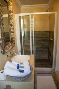 Deluxe Doppelzimmer mit Dusche