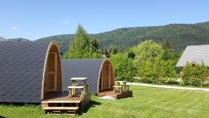 Camping Le Vercors - Méaudre