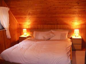 Chata Ski Jasna, Holiday homes  Demanovska Dolina - big - 27