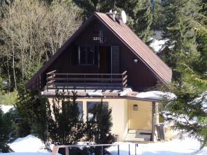 Chata Ski Jasna, Holiday homes  Demanovska Dolina - big - 16