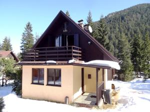 Chata Ski Jasna, Holiday homes  Demanovska Dolina - big - 15