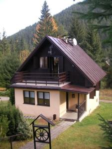 Chata Ski Jasna, Holiday homes  Demanovska Dolina - big - 10