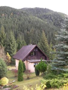 Chata Ski Jasna, Holiday homes  Demanovska Dolina - big - 7