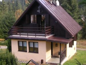 Chata Ski Jasna, Holiday homes  Demanovska Dolina - big - 6