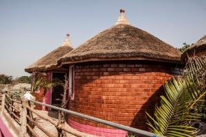 Residence Hotel Lwili, Szállodák  Ouagadougou - big - 58