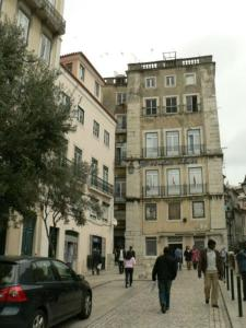 Traveling To Lisbon 65 - Rossio, Apartmány  Lisabon - big - 2