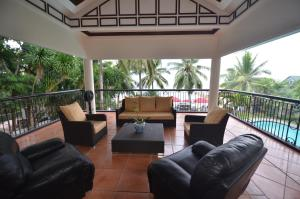 Robinland Vacation Home, Vily  Badian - big - 17