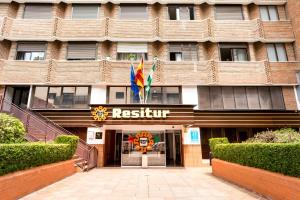 Apartamentos Resitur, Апартаменты  Севилья - big - 17