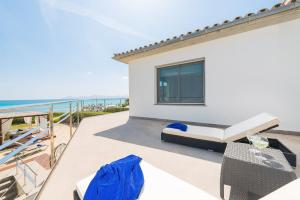 Blancarena, Case vacanze  Playa de Muro - big - 2
