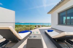 Blancarena, Case vacanze  Playa de Muro - big - 28