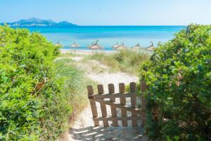 Blancarena, Case vacanze  Playa de Muro - big - 31