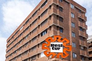Apartamentos Resitur, Апартаменты  Севилья - big - 19