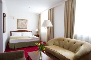 Atyrau Dastan Hotel, Szállodák  Atirau - big - 11
