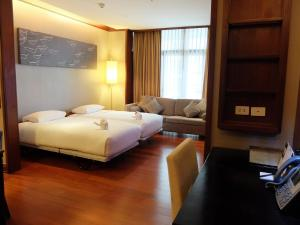One-Bedroom Suite - 4 Adults