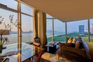 Wisetrip Riverside Apartments, Apartmanok  Hangcsou - big - 13