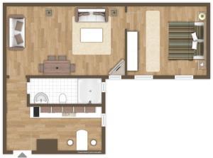 Apartment Audrey (Buchholzerstr. 8)